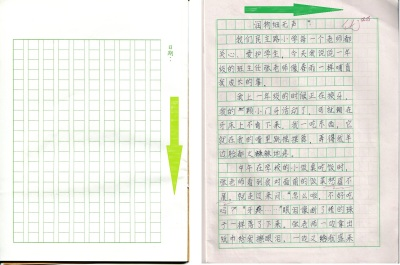 Differences between traditional and Mainland Chinese writing books